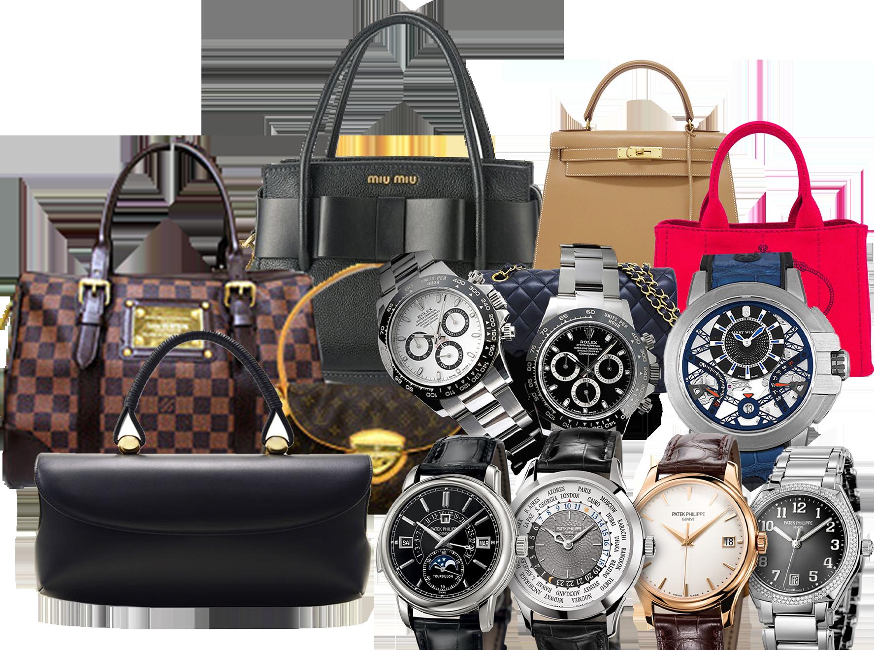 ブランド品・時計高価買取り